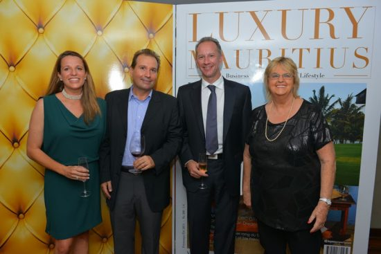 luxury mauritius official launch press coverage