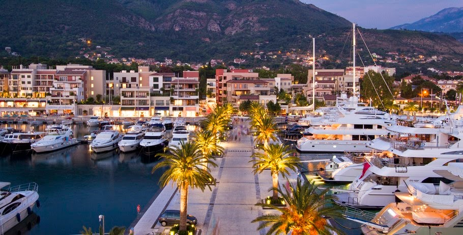Porto Montenegro Turning Into The Most Luxury And Well