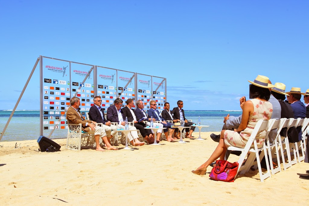 Speech of Keith Waters, CEO of European Tour, at Afrasia Bank Mauritius Golf Open