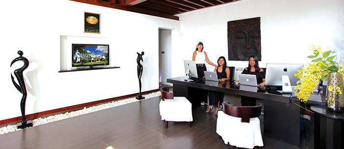 reception centre chirurgie esthetique luxury mauritius