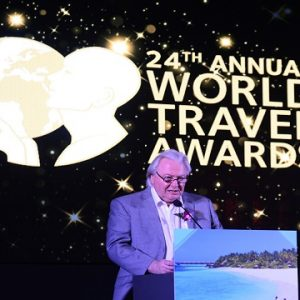Mr Graham Cooke, President & Founder, World Travel Awards 2