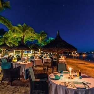 Royal Grill Beachcomber Luxury Mauritius Palm 4