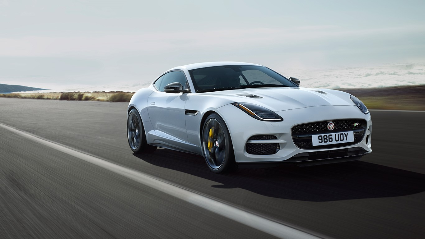 THE NEW JAGUAR FTYPE CYLINDER POWER AGILITY AND LUXURY - 4 cylinder jaguar