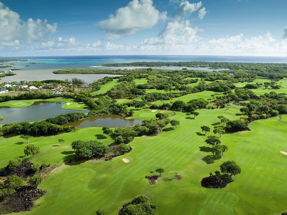 meilleurs golfs ile maurice Links Golf Course luxury mauritius 1