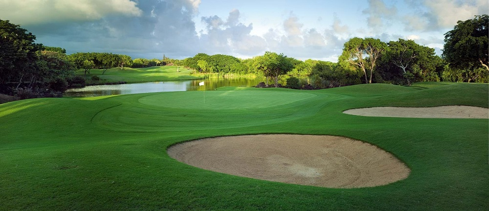 meilleurs golfs ile maurice Links Golf Course luxury mauritius 2