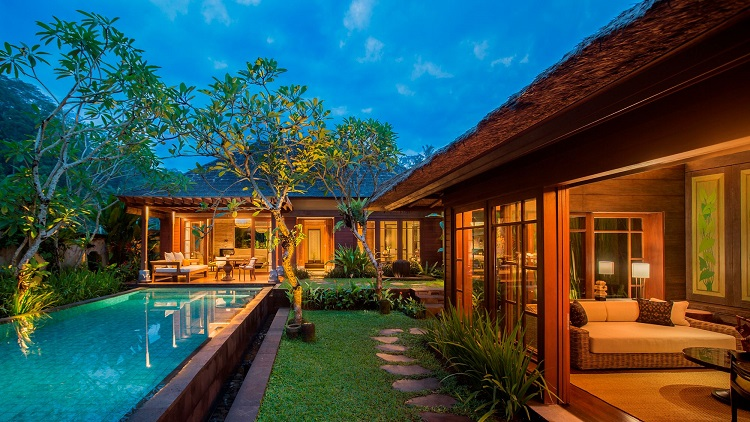 traveller choice Mandapa, A Ritz-Carlton Reserve - Ubud, Indonésie - luxury mauritius