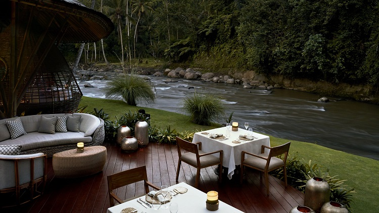 traveller choice Mandapa, A Ritz-Carlton Reserve - Ubud, Indonésie - luxury mauritius 2
