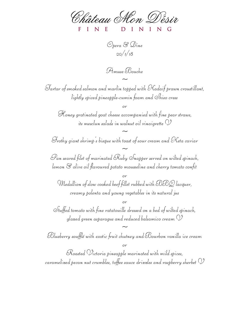Opera Dine Menu GB Final Luxury Mauritius