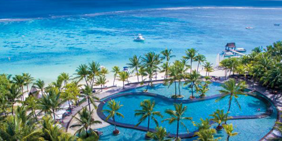 Cristal Award Trou aux Biches Beachcomber Golf Resorts & Spa Hotel luxurymauritius banner