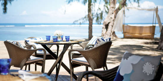 LUX St Gilles Luxury Mauritius Banner