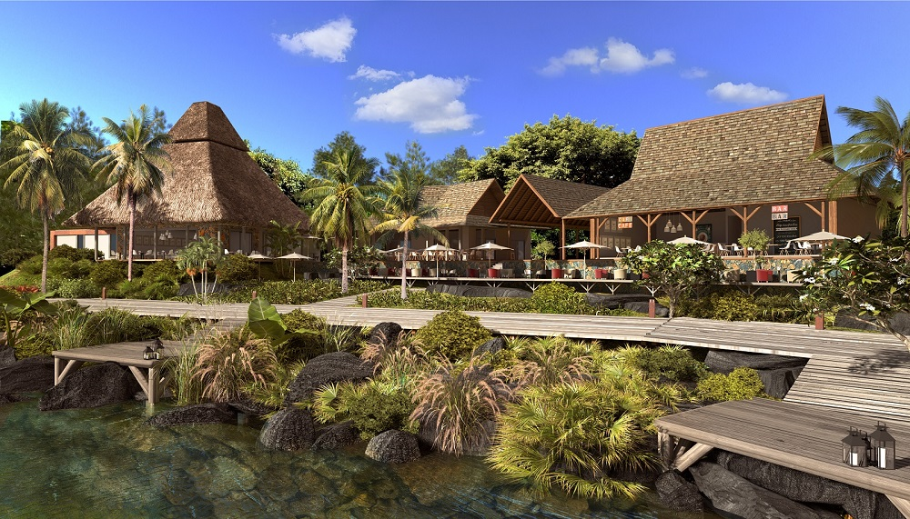Pointe d'Esny Le Village Resto View Luxury Mauritius