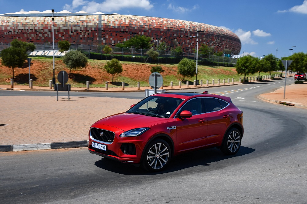 the new jaguar e pace the most connected jaguar in its class. Black Bedroom Furniture Sets. Home Design Ideas