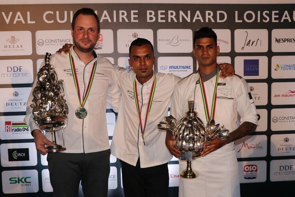 concours culinaire gagnants luxury mauritius