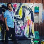 [Interview]: Meet Djuneid Dulloo, a world artist from Mauritius