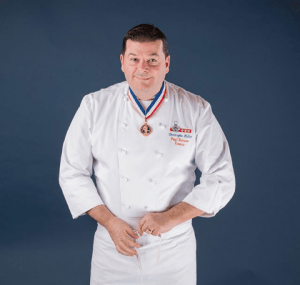 Chef Christophe Muller One&Only Le St Geran Luxury Mauritius
