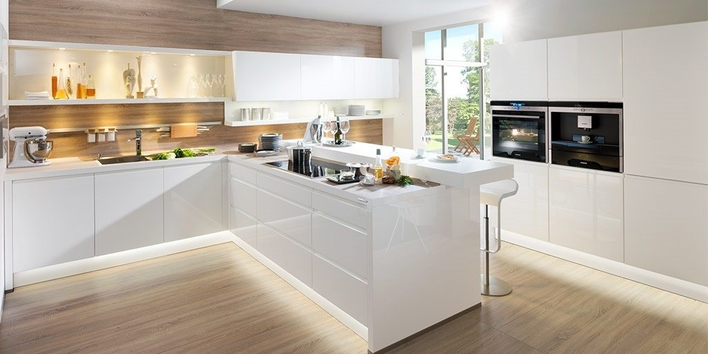 Nolte Kuchen When Living Space And Kitchen Become One
