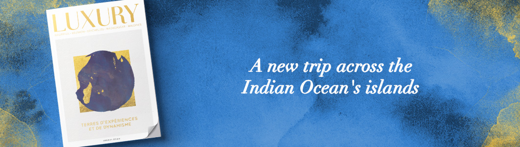 Luxury Indian Ocean Magazine