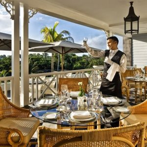 Chateau Mon Desir Maritim luxury Indian Ocean 5