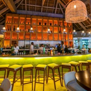 Buddha Bar - Sugar Beach Luxury Indian Ocean 1