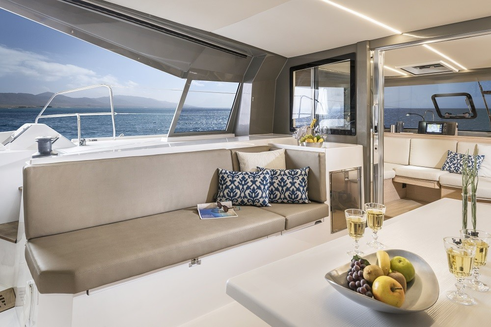 nautitech40open Catamaran Cruises Luxury Mauritius