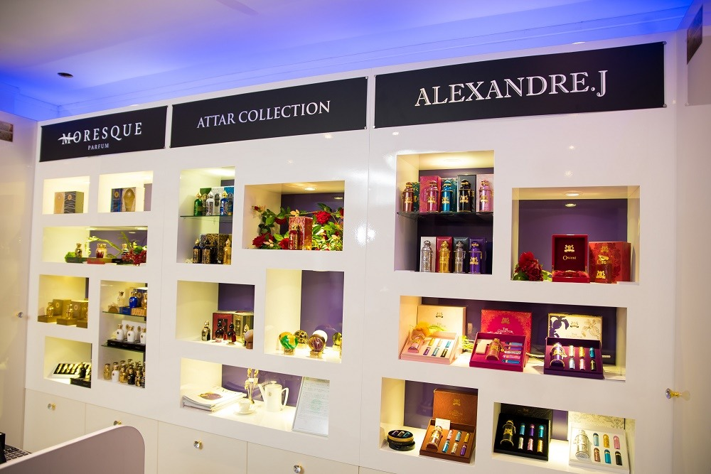 Salon des Parfums Luxury Indian Ocean 2
