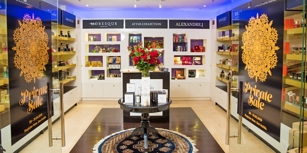 Salon des Parfums Luxury Indian Ocean a
