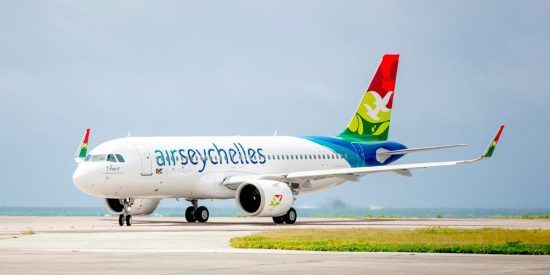 Air Seychelles A320neo 'Veuve'_ Luxury Indian Ocean