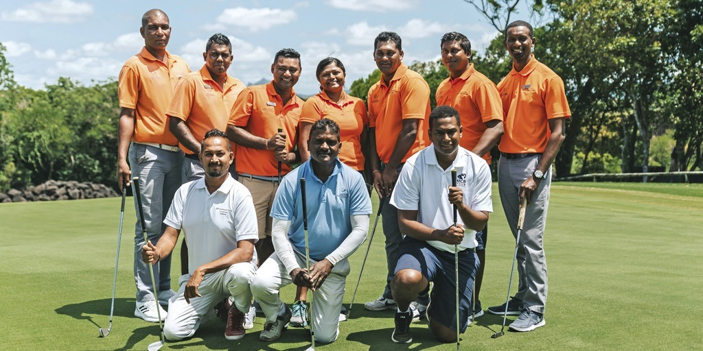 Constance Golf Links - Golf Operations Team Luxury Indian Ocean MCB Tour Championship