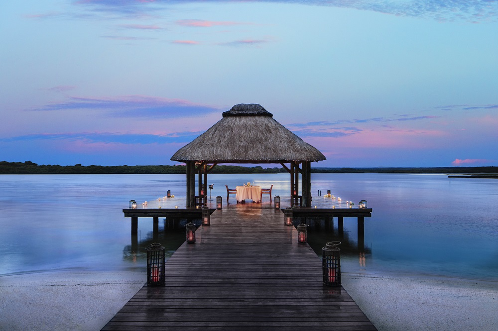 Valentines Day One&Only Le Saint Geran Luxury Indian Ocean