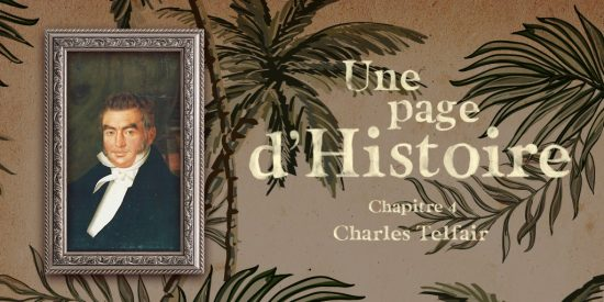 Charles Telfair saga historique Luxury Indian Ocean