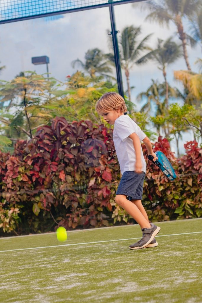One&Only Le Saint Geran - Tennis Academy Luxury Indian Ocean 3