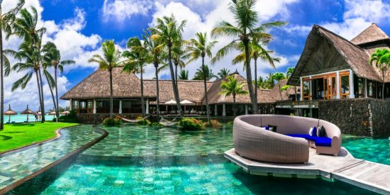 Hotels Luxury Indian Ocean