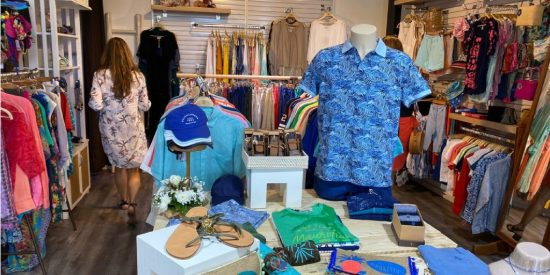 Luxury Indian Ocean Pop Up Shop Beachcomber