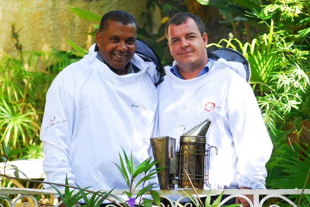 Luxury Indian Ocean Laribees Mickaël Lafrance et Christian Ritter
