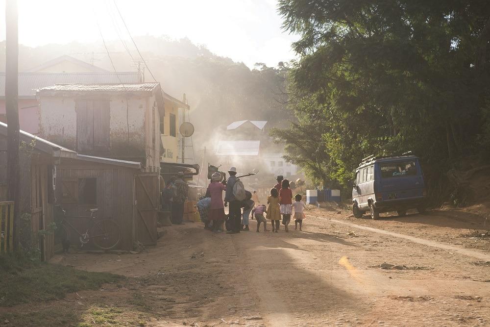 Luxury Indian Ocean Laribees Village malgache