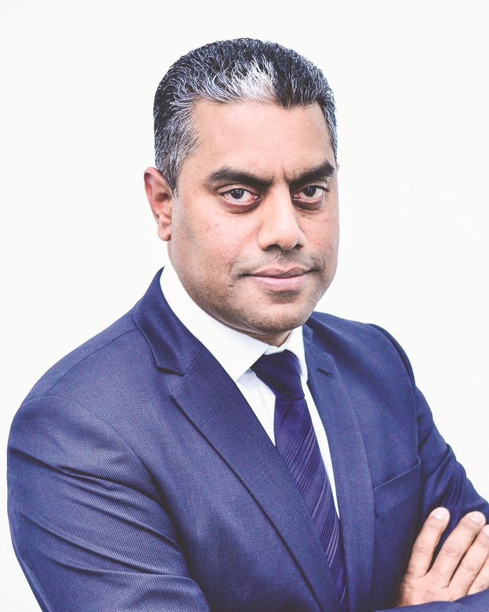 Luxury Mauritius Fintech Shateeaum Sewpaul