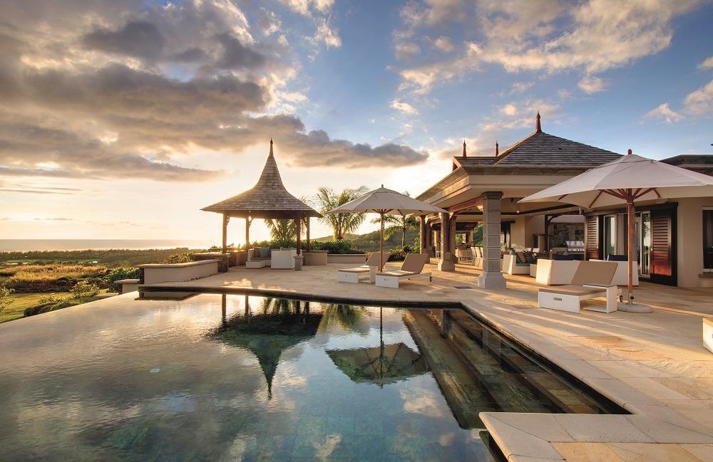 Luxury Indian Ocean Luxury Estate Heritage Villas Valriche