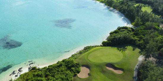 Luxury Indian Ocean Ile aux cerfs golf club