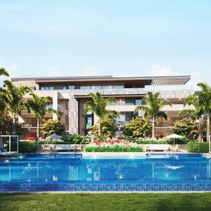 Mont Choisy Smart City Luxury Indian Ocean Banner