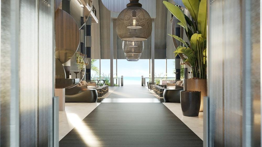 Luxury Indian Ocean LUX Grand Baie lobby