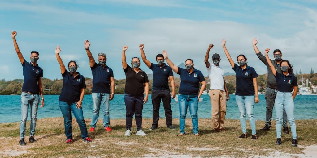 Luxury Indian Ocean Respekte Moris banner