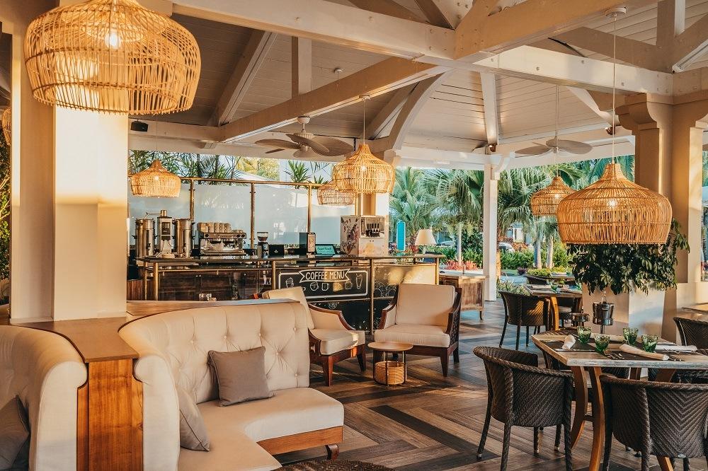 Sugar Beach Luxury Indian Ocean restaurant