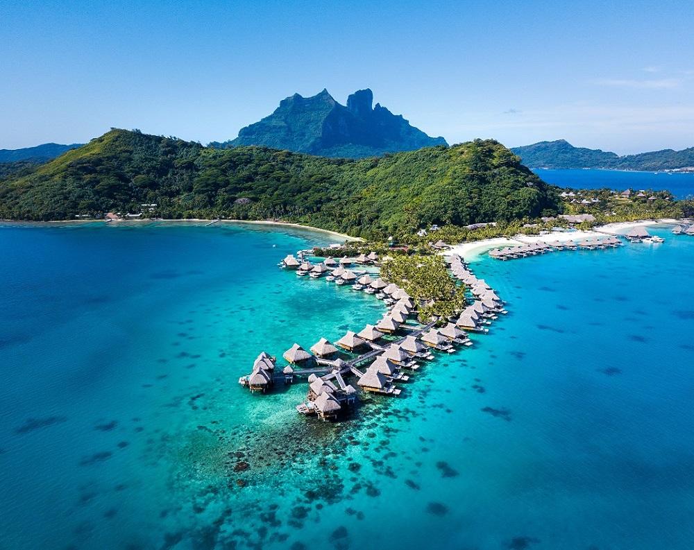 Luxury Indian Ocean Vendom Resort Borabora